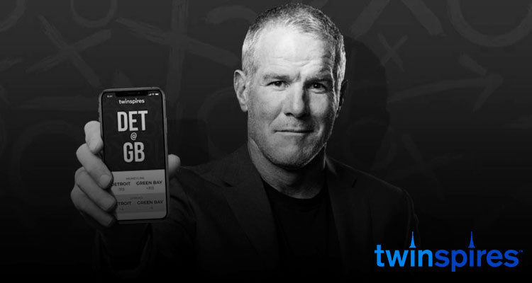 "Former NFL QB Brett Favre to star in TwinSpires' new ""Bet Dedicated"" campaign"