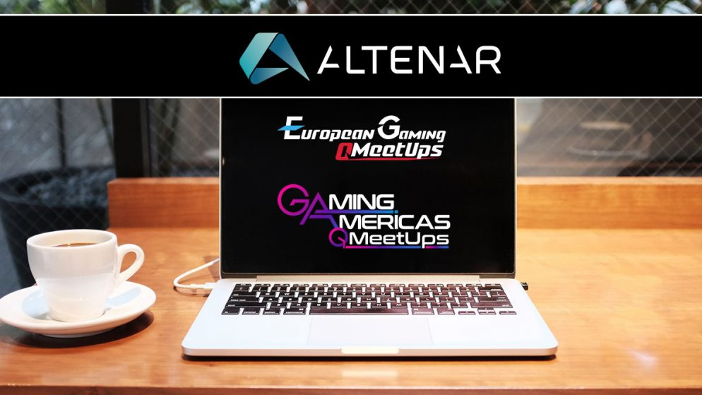 Altenar announced as General Sponsor at all European Gaming and Gaming Americas Quarterly Meetups in 2021