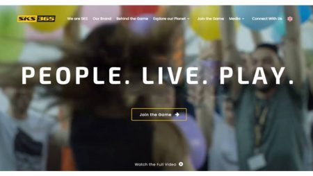 SKS365 launches the new Planetwin365 slogan: Sport. Live. Play.