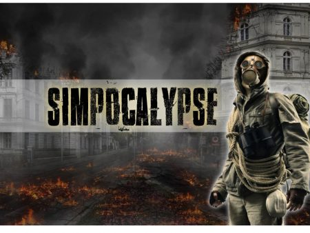 SimPocalypse- The continuation of civilization is in your hands. EA Managerial-Strategy game now challenges players of Steam to master it