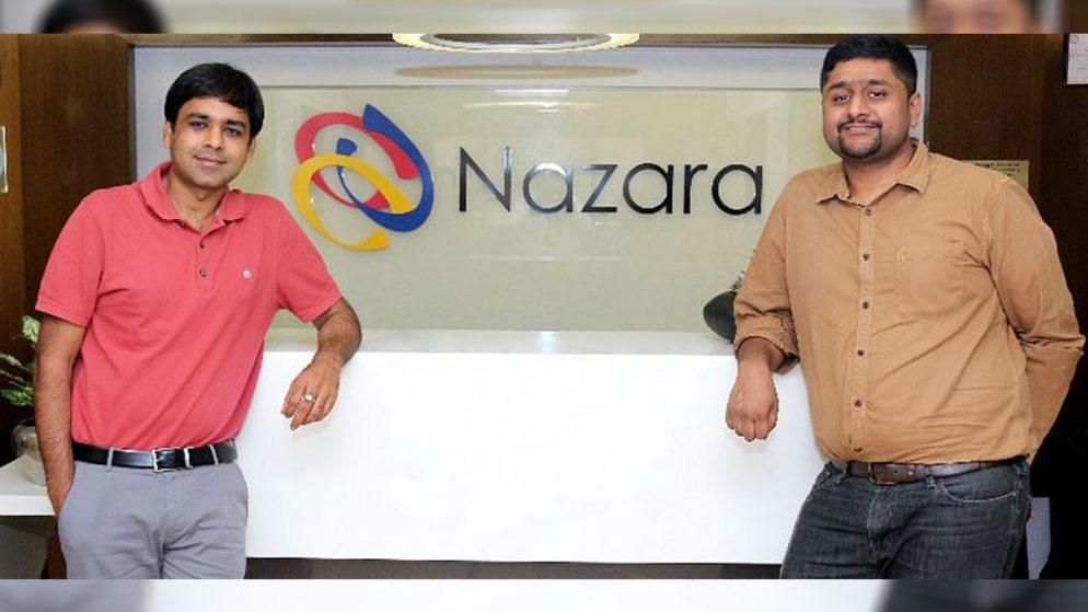 Nazara Technologies Files for IPO