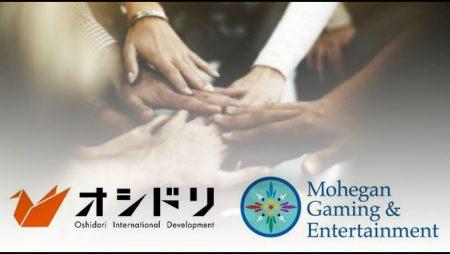 Mohegan Gaming and Entertainment partners for Japan casino bid