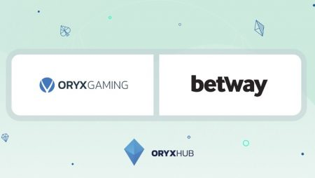 Oryx Gaming takes content suite live with Betway: eyes German market