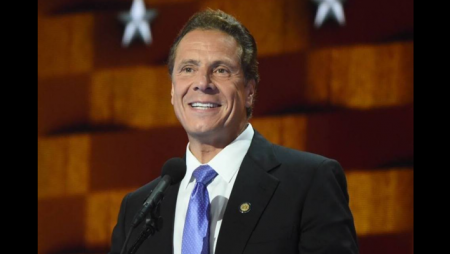 New York Governor Andrew Cuomo ready to gamble on mobile sports betting