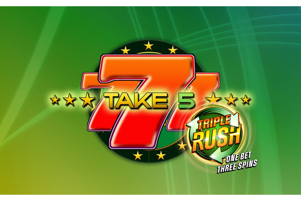 GAMOMAT introduces TRIPLE RUSH – one bet three spins