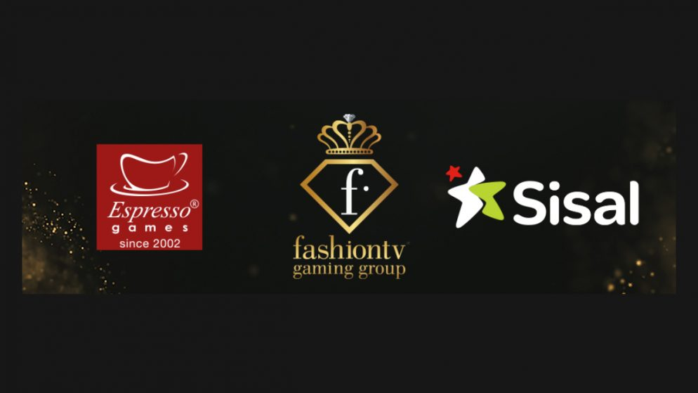 FashionTV Gaming Group, Espresso Games and Sisal partner to launch first-ever FashionTV-branded slot in Italy