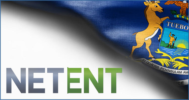 "NetEnt enters Michigan's newly opened ""priority market"" launches with multiple operators"