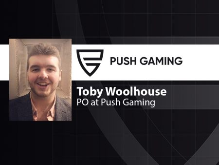 """My vision was to create a game that can deliver excitement and anticipation with every spin"" – Exclusive interview with Toby Woolhouse, PO at Push Gaming"