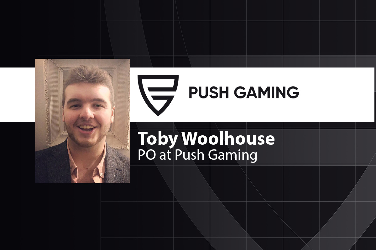 """""""My vision was to create a game that can deliver excitement and anticipation with every spin"""" – Exclusive interview with Toby Woolhouse, PO at Push Gaming"""