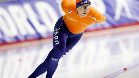 Nederlandse Loterij Appoints Sven Kramer as Brand Ambassador