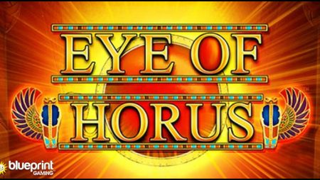 Blueprint Gaming Limited launches new Eye of Horus: Power 4 Slots advance