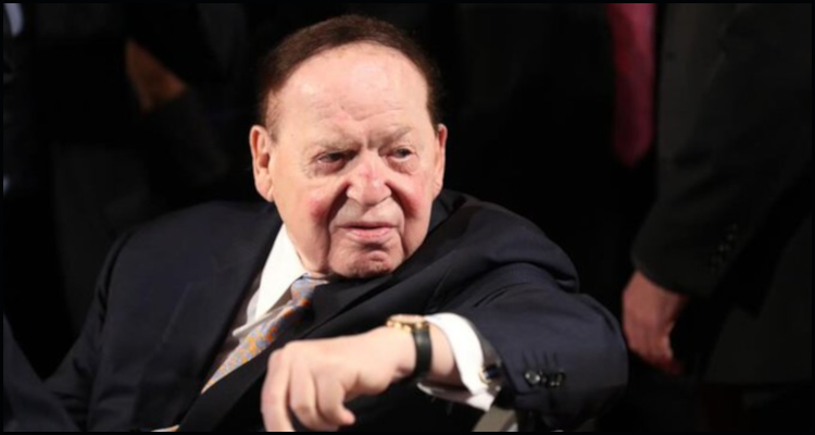 Las Vegas Sands Corporation boss Sheldon Adelson dies at the age of 87