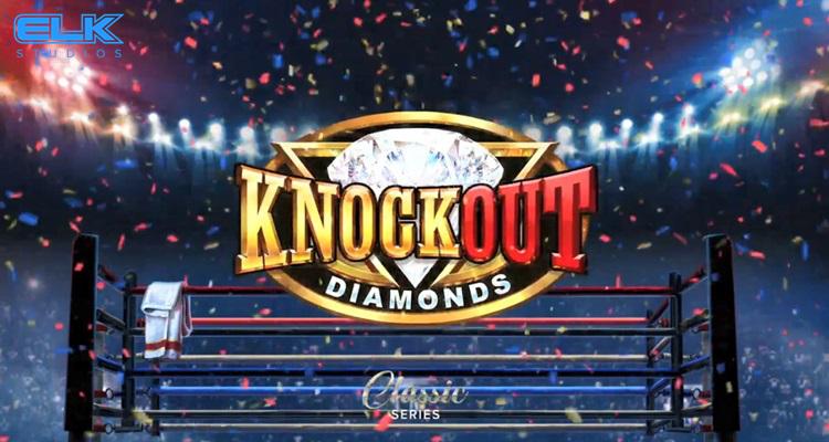 Elk Studios introduces new Knockout Diamonds slot game