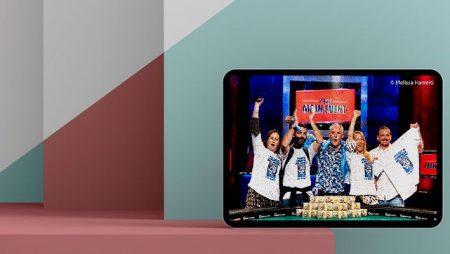 Damian Salas named 2020 WSOP Main Event Champion