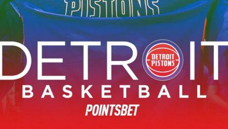 PointsBet scores sports betting partnership with Detroit Pistons; adds retired NBA star Rip Hamilton as brand ambassador