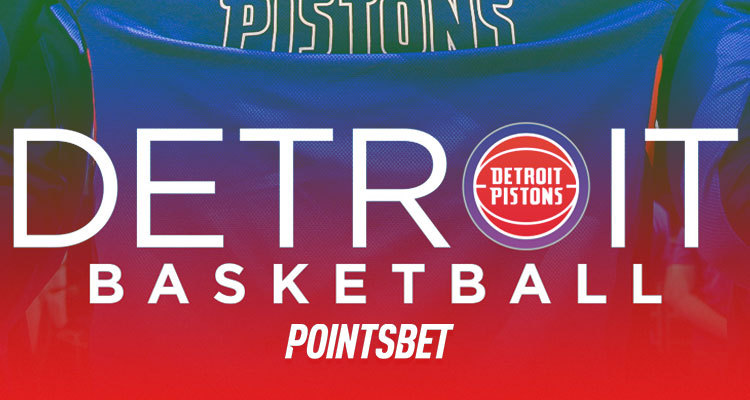 PointsBet scores sports betting partnership with Detroit Pistons; adds retired NBA star Rip Hamilton as brand ambassador
