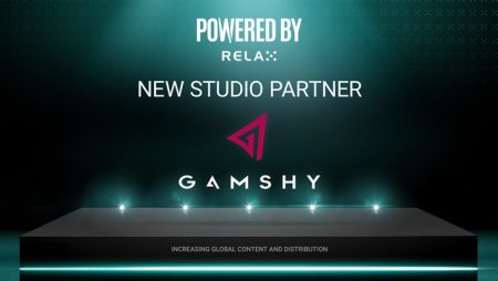 Italian studio Gamshy latest Powered By Relax partner
