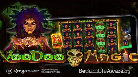 Pragmatic Play releases spooky online slot title Voodoo Magic