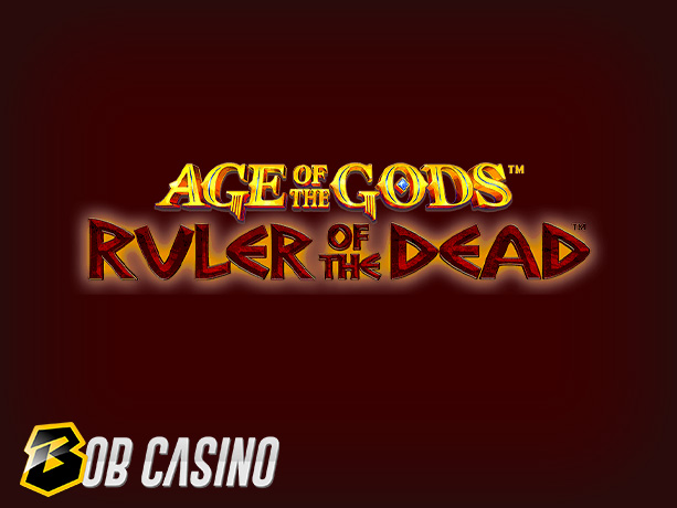 Age of the Gods: Ruler of the Dead Slot Review (Playtech)