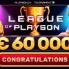 """Playson wraps up €60,000 """"League Of"""" tournament; adds latest title to Timeless Fruits Slots portfolio"""