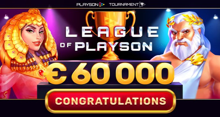 "Playson wraps up €60,000 ""League Of"" tournament; adds latest title to Timeless Fruits Slots portfolio"
