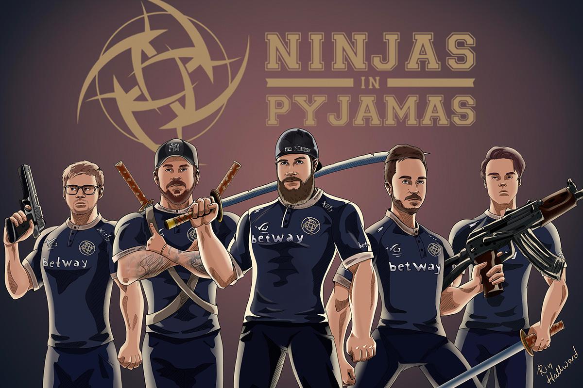 Ninjas in Pyjamas Announces Rebranding