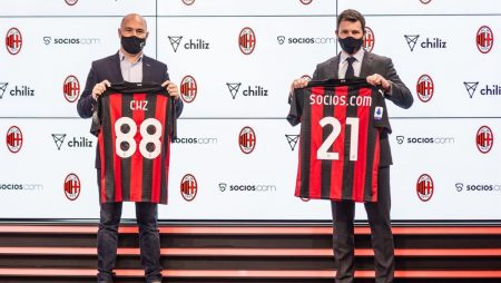 AC Milan To Join Sports Crypto Movement With Launch Of $ACM Fan Token