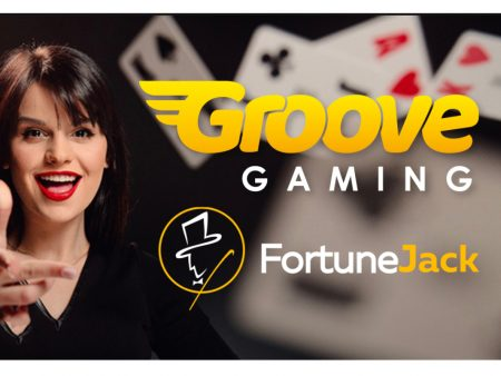 GrooveGaming hit the crypto-jackpot with FortuneJack