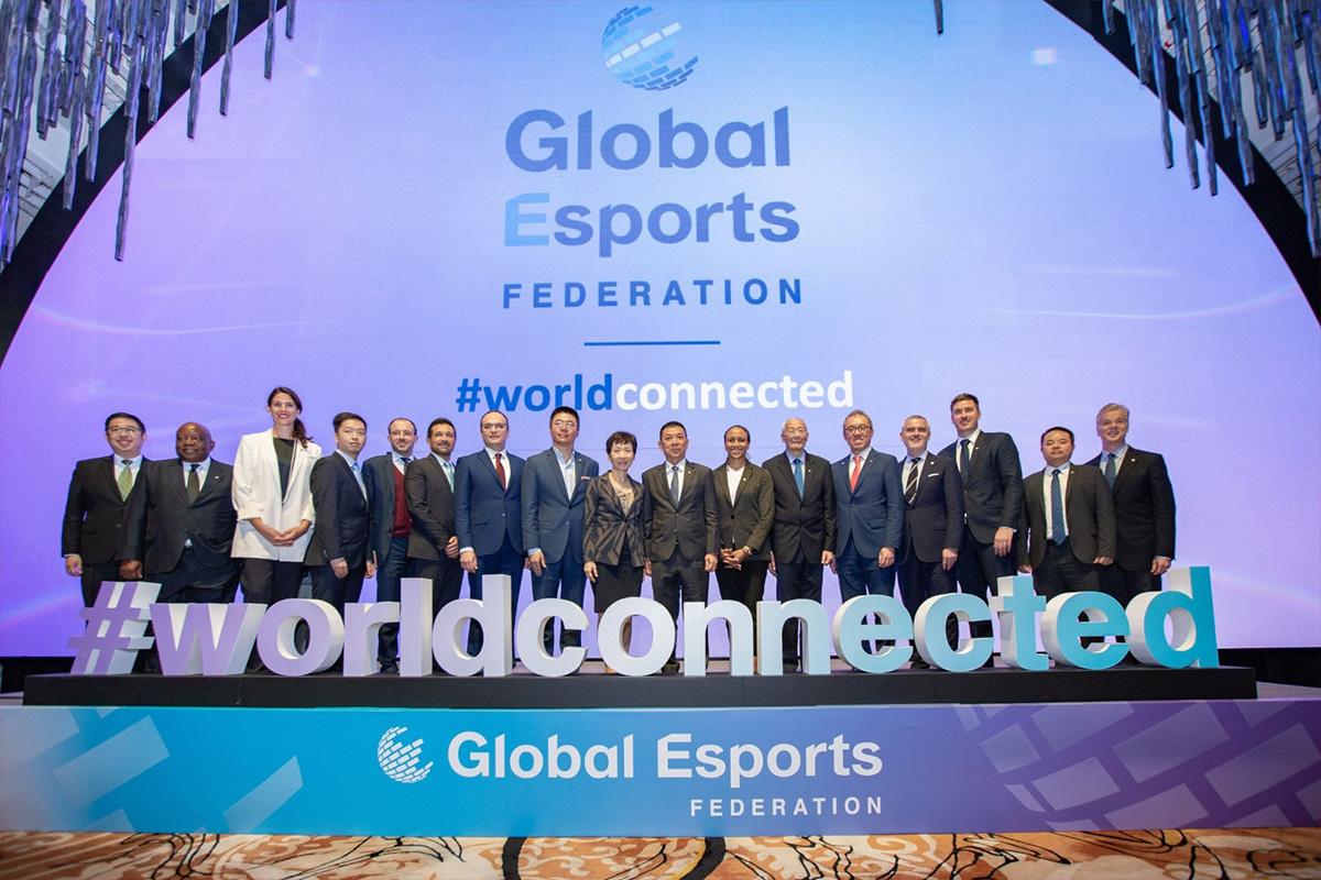 Global Esports Federation Kicks Off 2021