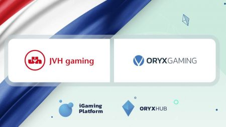 ORYX Gaming seals Dutch deal to take JVH group online