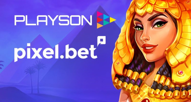 Playson boosts position in key markets via LeoVegas esports betting brand Pixel.bet