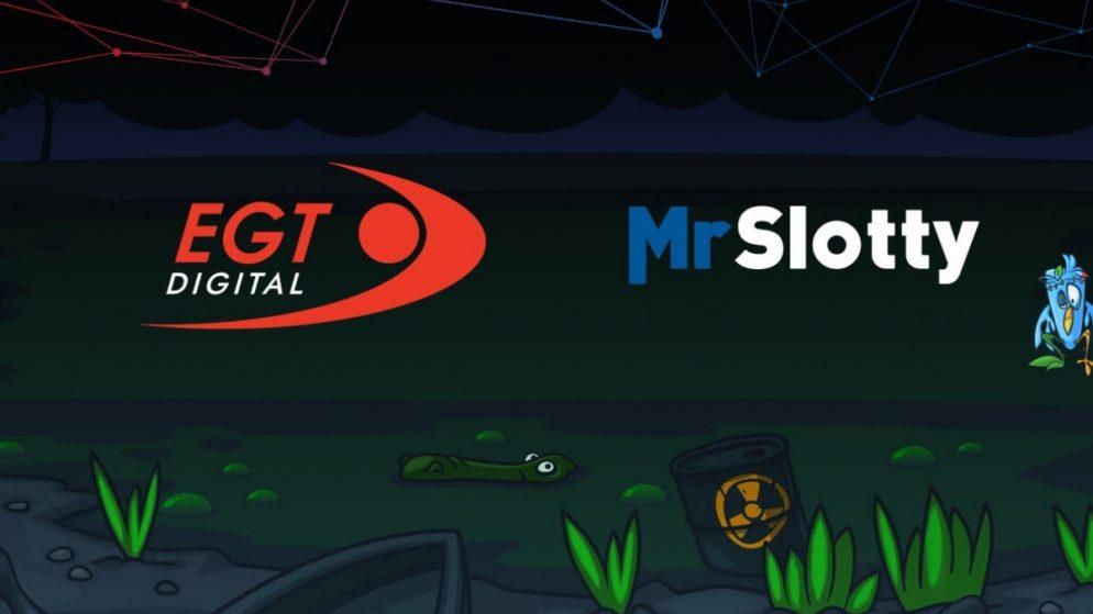MrSlotty and EGT Digital sign new partnership