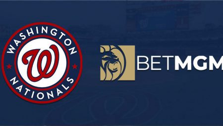 BetMGM agrees exclusive multi-year sports betting partnership deal with MLB's Washington Nationals