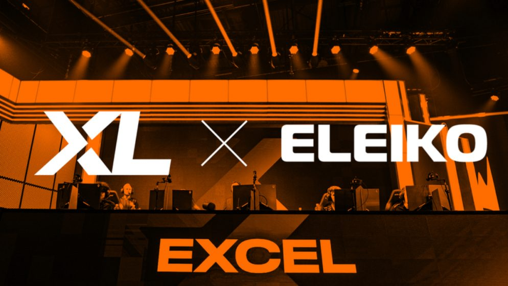 EXCEL ESPORTS partners with fitness equipment manufacturer Eleiko to enhance LEC performance