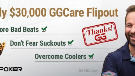 GGPoker's GGCare Takes The Sting Out Of Bad Luck