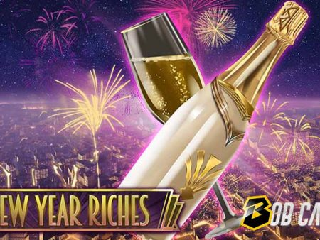 New Year Riches Slot Review (Play' n Go)