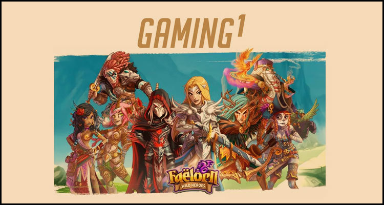 Gaming1 is going on a quest with new Faëlorn: Wild Heroes video slot
