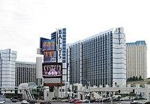 Bally's building Pennsylvania casino