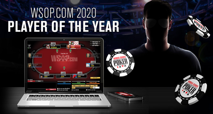 """WSOP announces Yong """"LuckySpewy1"""" Kwon as 2020 Player of the Year"""