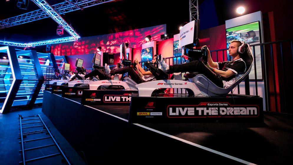 F1 Esports Champion Jarno Opmeer Joins Mercedes