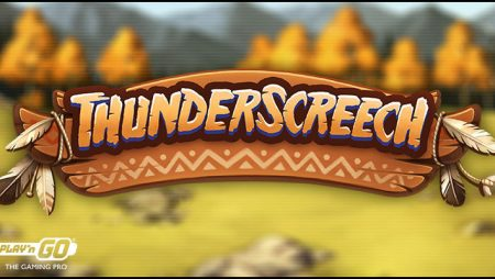 Play'n GO goes Native American with its new Thunder Screech video slot