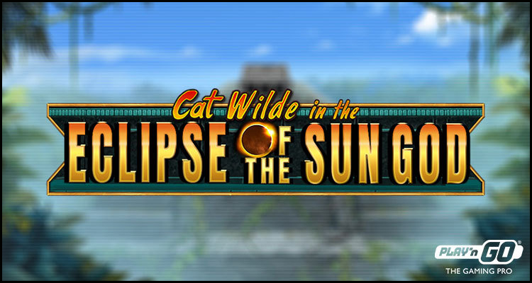 Play'n GO launches new Cat Wilde in the Eclipse of the Sun God video slot