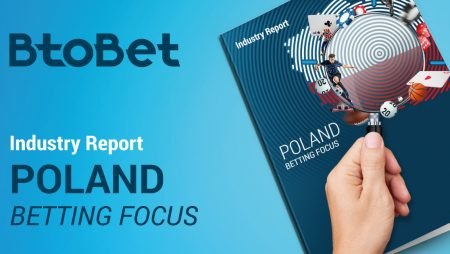 BtoBet's Report Highlights Potential of iGaming Industry in Poland