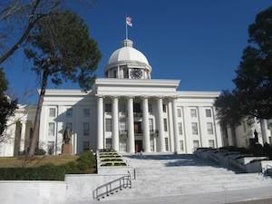 Alabama state passes gambling bill