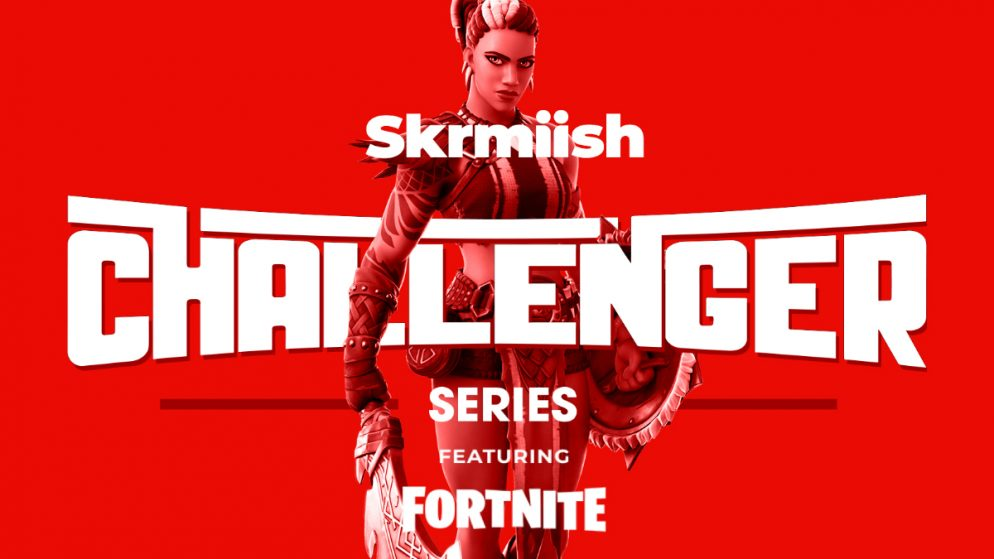 Fortnite streamers praise Skrmiish app after inaugural Challenger Series event