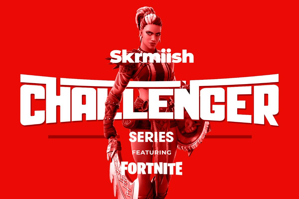 Fortnite streamers praise Skrmiish app after inaugural Challenger Series event