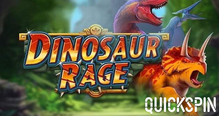 Quickspin brings back Anna the Explorer in new online slot Dinosaur Rage