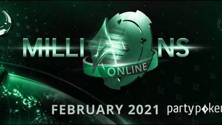 2021 partypoker MILLIONS Online begins this weekend