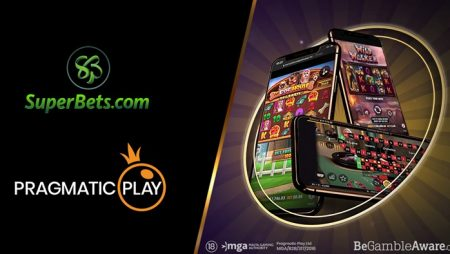 Pragmatic agrees new multiple vertical deal with Dominican Republic operator SuperBets