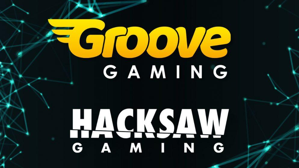 GrooveGaming takes Hacksaw Gaming to game aggregation platform
